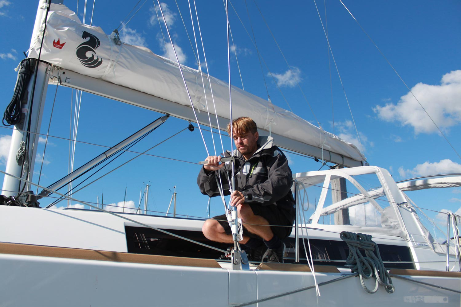 Advanced Rigging Yacht Rigging Services Amp Rigging