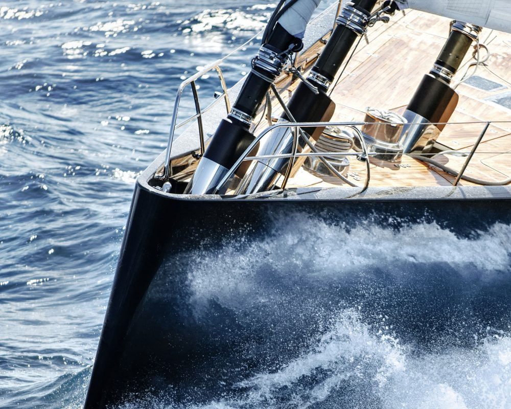 Reckmann Reefing Systems and Hydraulics